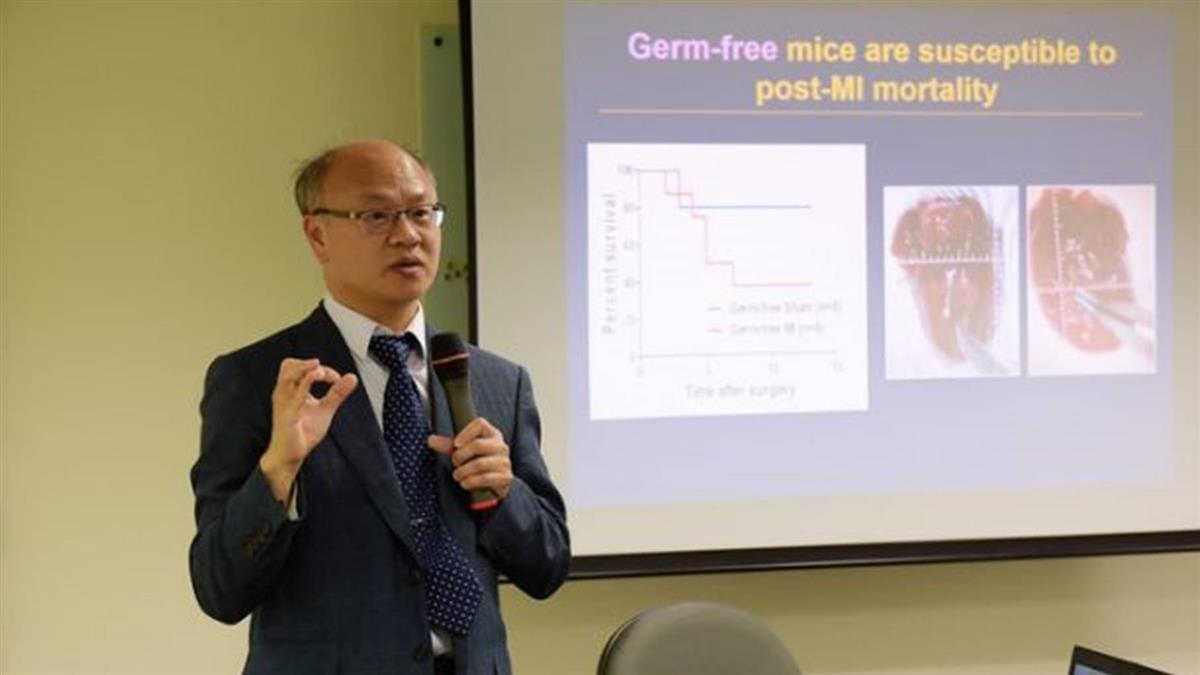 濫用抗生素 中研院發現恐增心肌梗塞機率