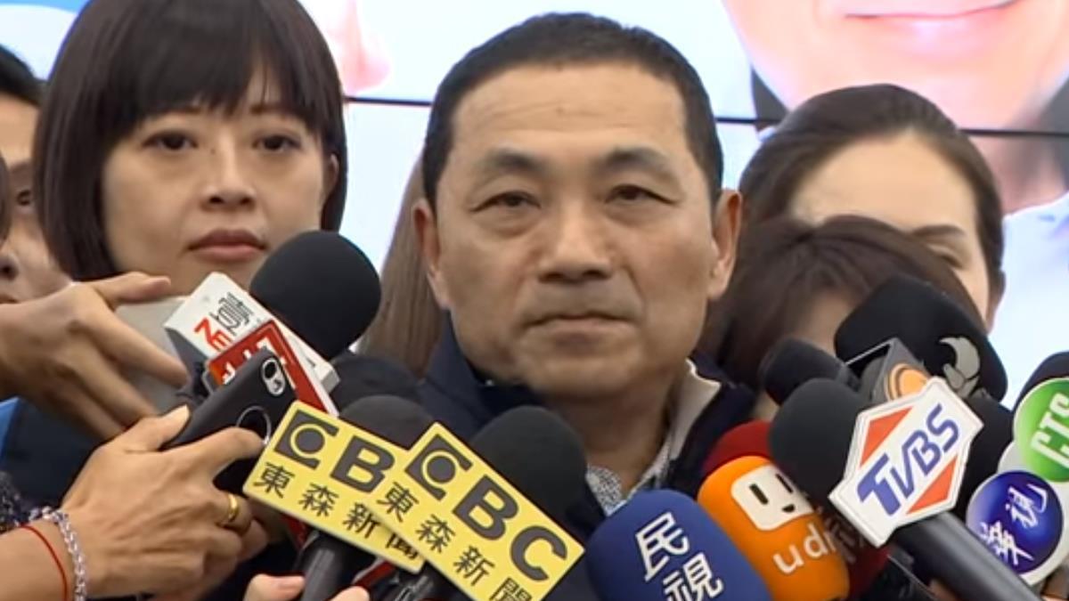 侯友宜首發形象CF 找回台灣人要的「好日子」