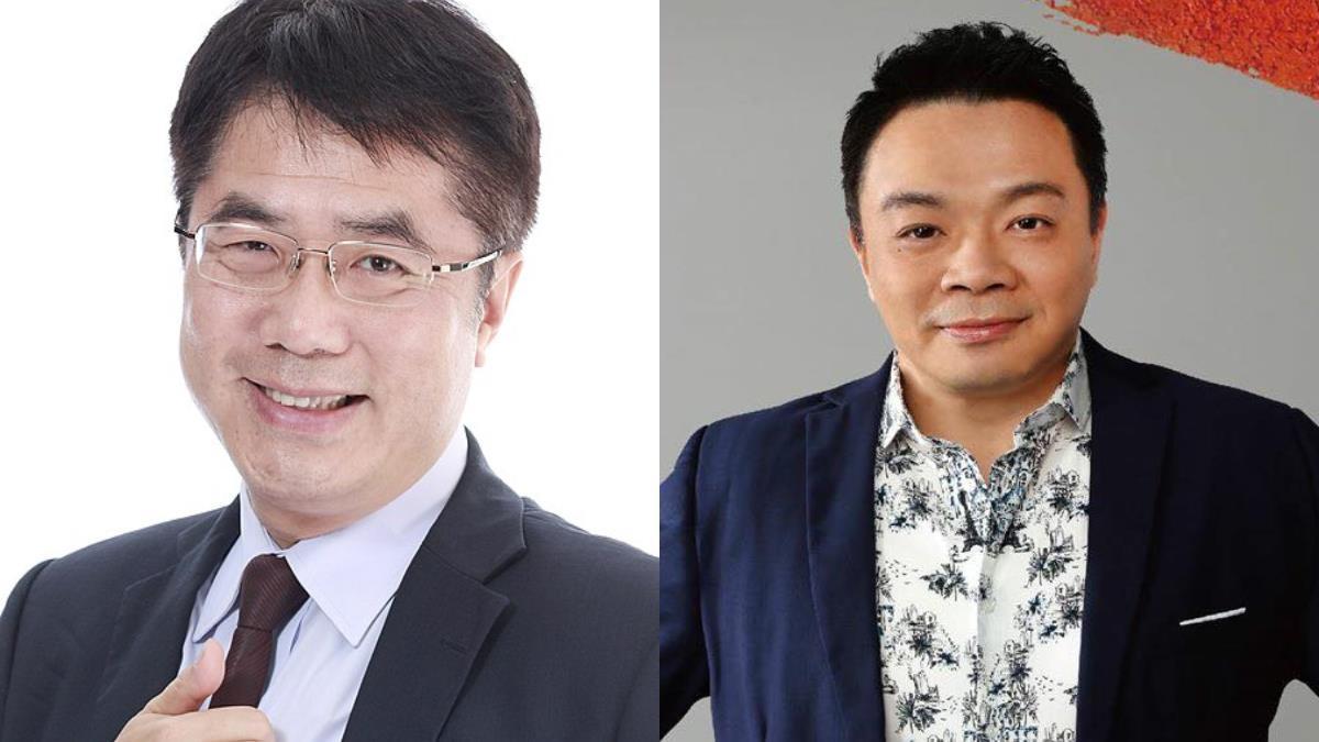 快訊/台南市長選舉 黃偉哲1號高思博2號