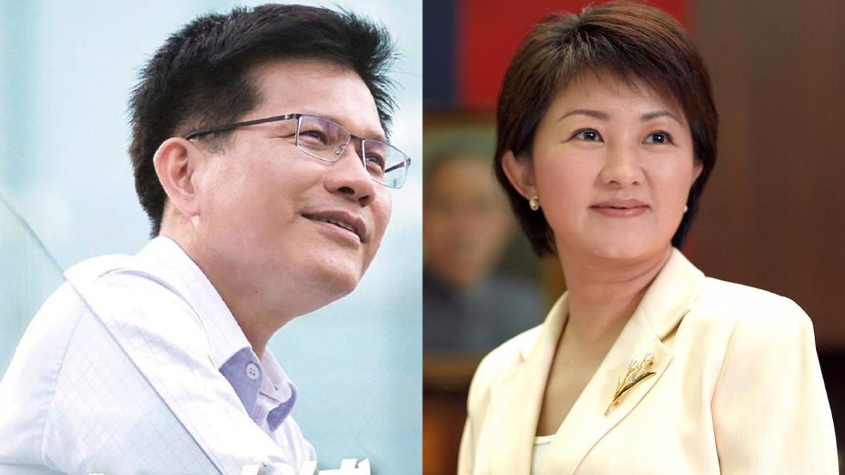 台中市長選舉抽籤出爐!林佳龍2號、盧秀燕3號