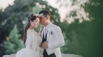 郭富城舊愛性感出嫁 婚宴連環吻富二代老公
