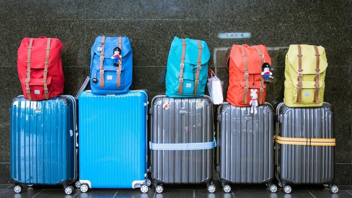 出國GO省時!桃園機場二航廈可自助託運行李
