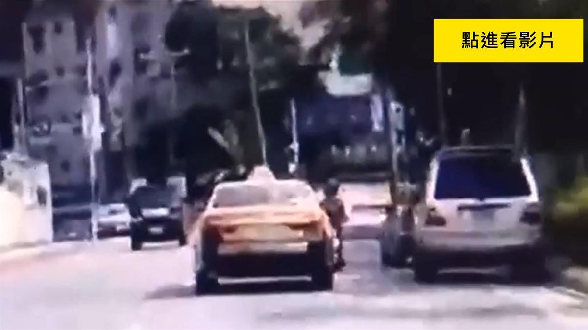 撞人還逃!控小黃司機無視直撞 婦人顱內出血