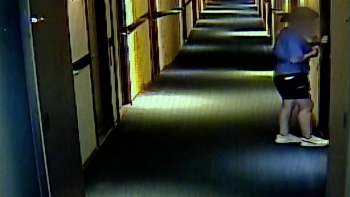 19歲女過退房時間叫不醒 控員工闖入偷7萬