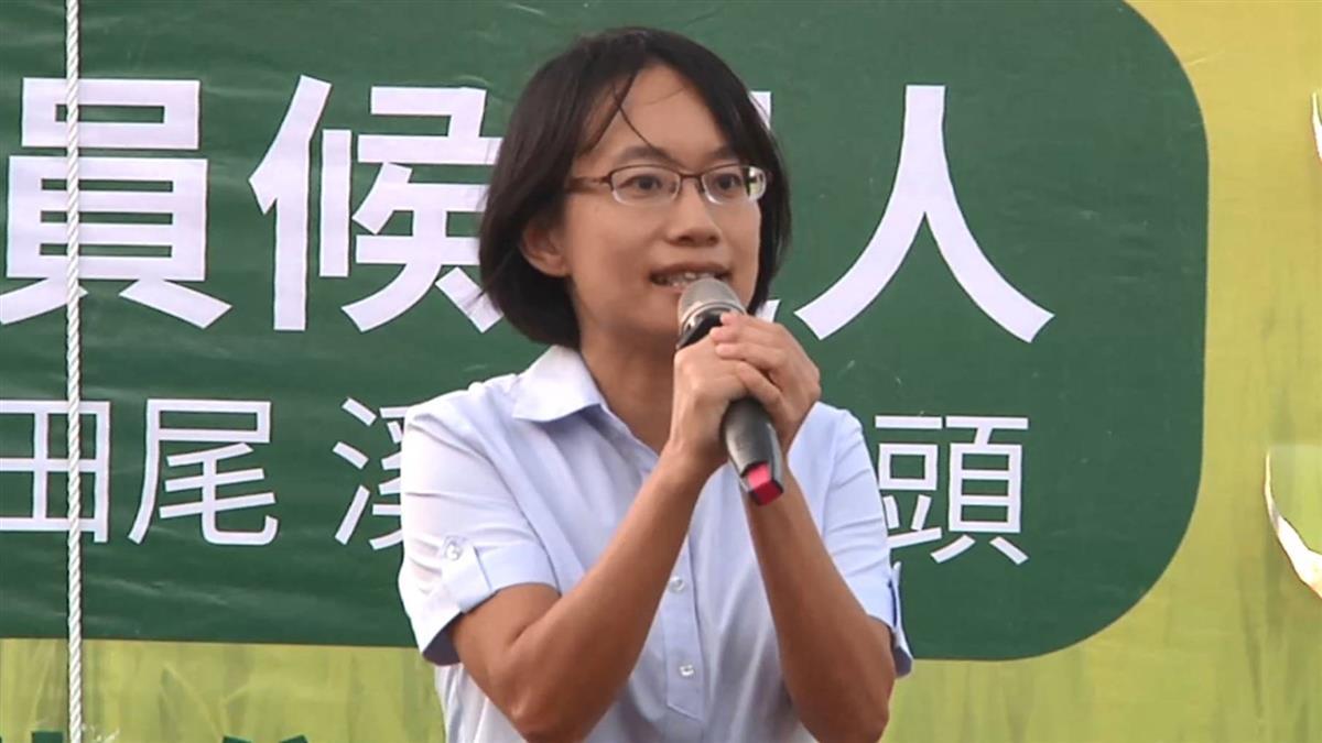 吳音寧推查菜價LINE群組 嘆菜價變選舉炒作議題