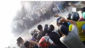 殘忍!3竊賊被誤當綁匪 活活遭2500暴民燒死