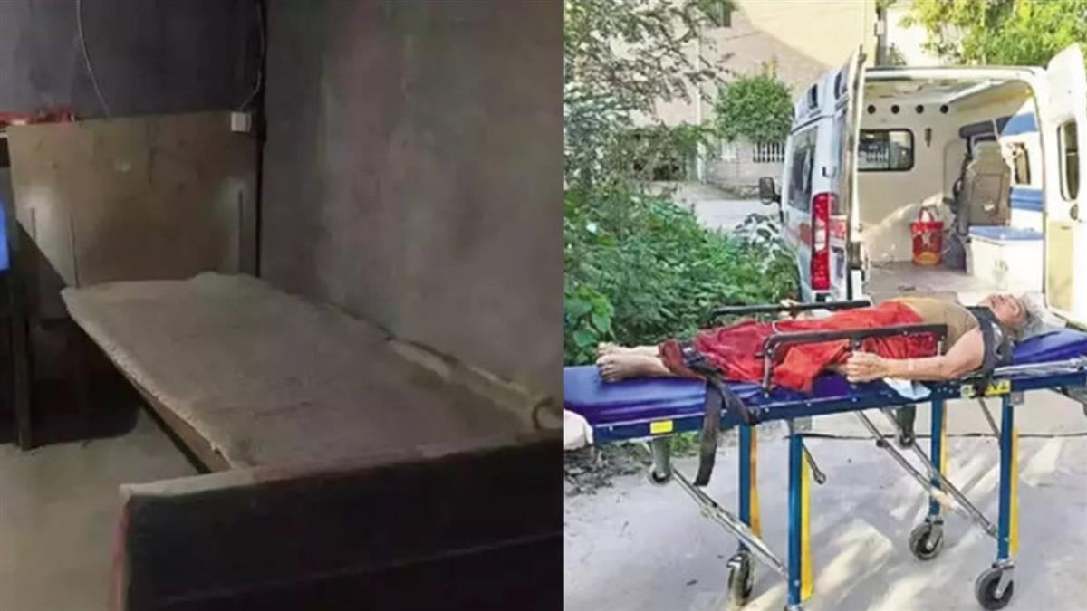 家屬放棄治療…醫師送老婦到家看傻眼!秒送回醫院