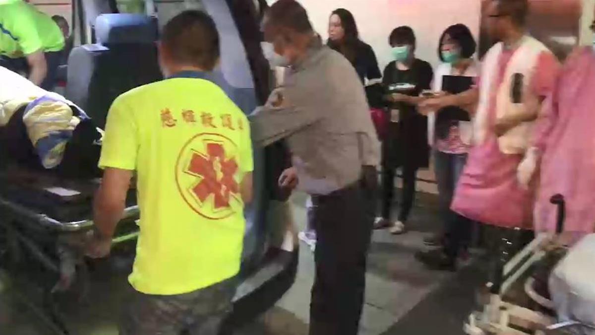 普悠瑪列車事故 國軍出動上百官兵救援