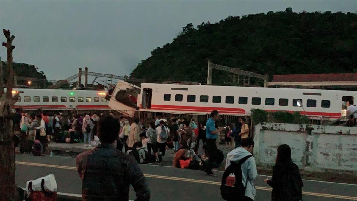 卑南國中24名師生搭上死亡列車 仍有6人失聯