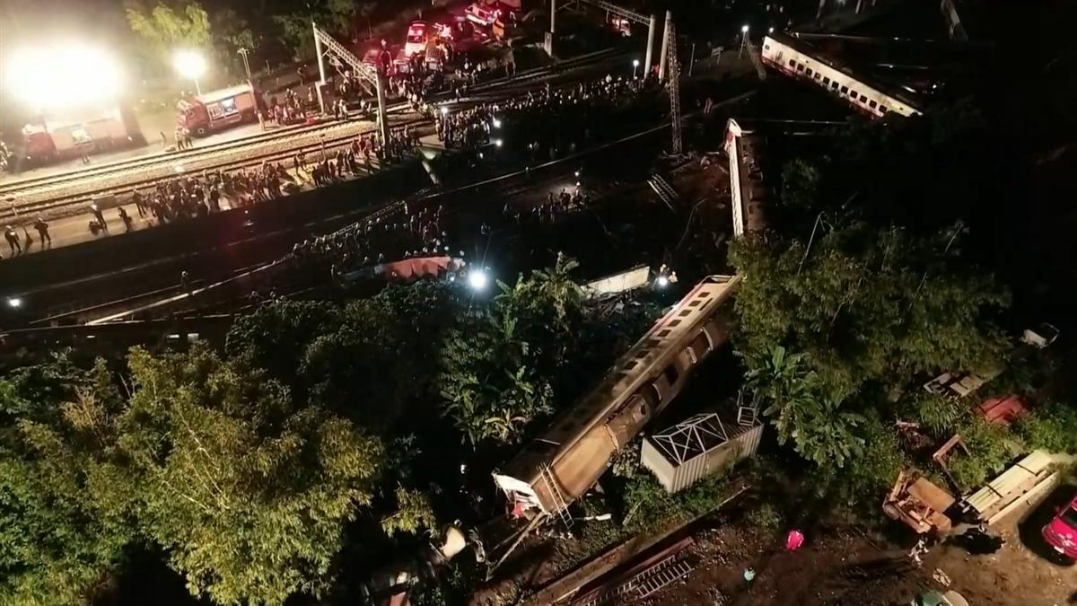 普悠瑪列車事故  車齡僅6年剛完成保養
