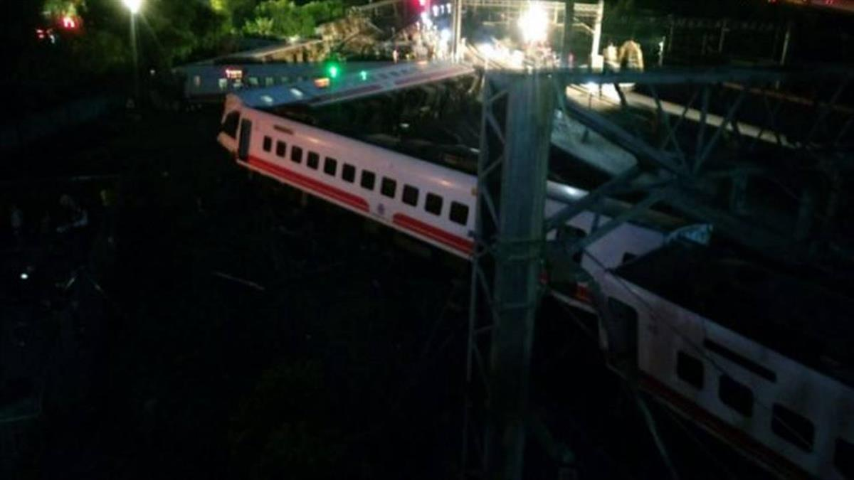 普悠瑪列車事故 台鐵37年來最嚴重意外