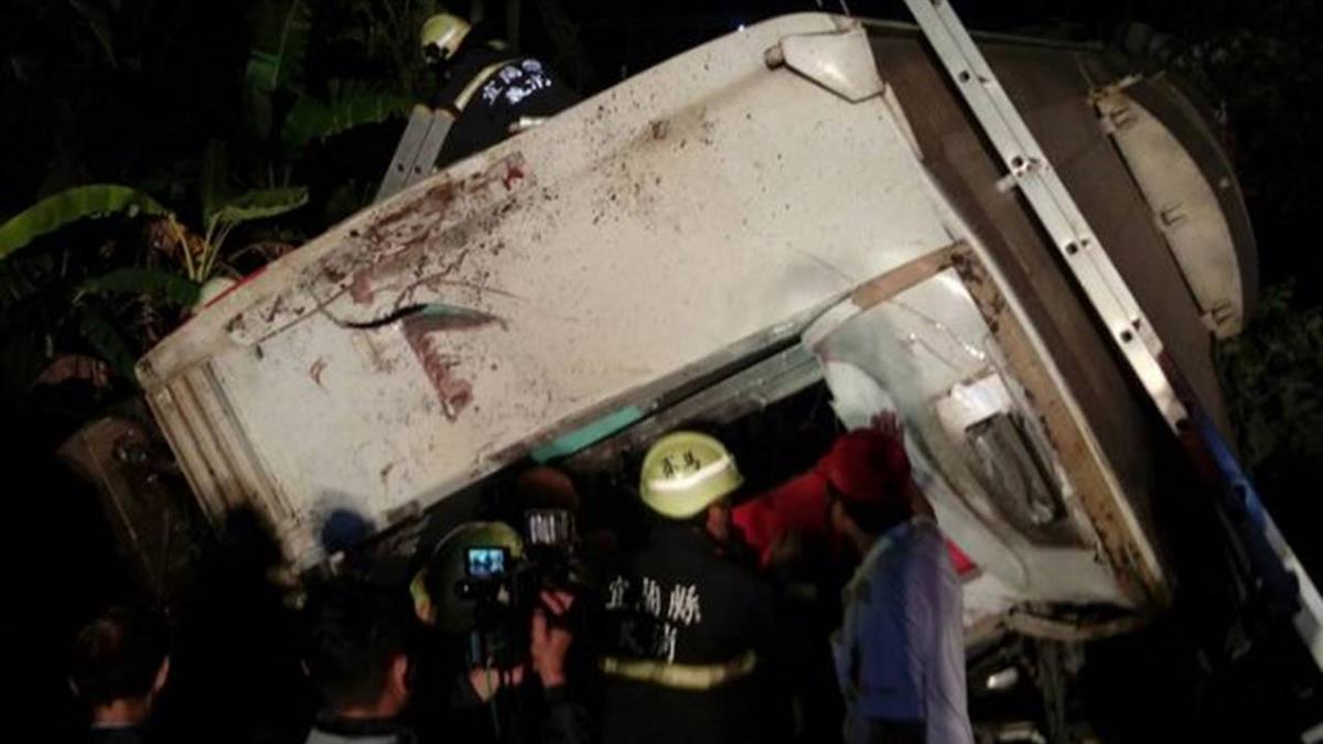 普悠瑪列車事故 台鐵:明早恢復單線通車