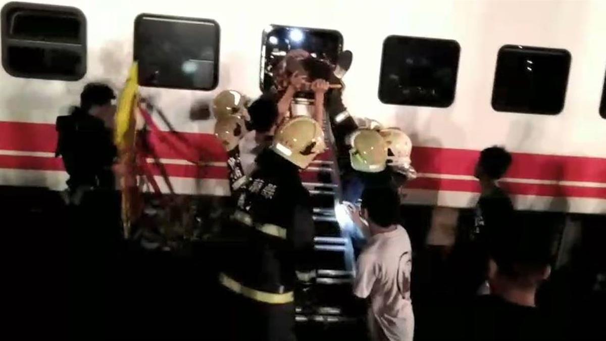 普悠瑪列車事故 血液庫存吃緊籲請民眾捐血