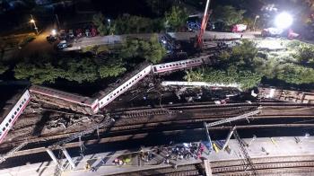 普悠瑪列車事故 列車製造日商股價大跌
