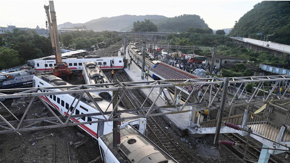 普悠瑪列車翻覆釀死傷  監委申請調查