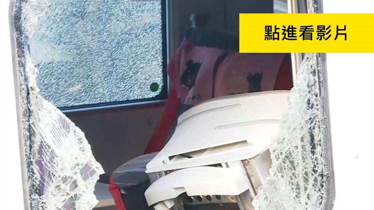 「救我」普悠瑪翻覆乘客呼救 無名英雄投入救援