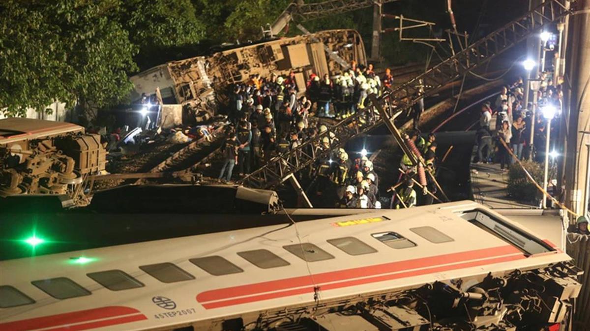 普悠瑪出軌釀18死!司機「業務過失致死」聲押禁見