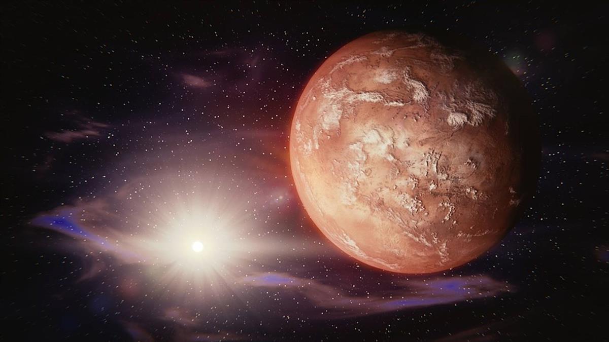 火星可能蘊含足夠氧氣 能讓微生物與海綿生存