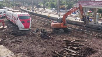 普悠瑪列車事故路段 擬24日午前雙向通車