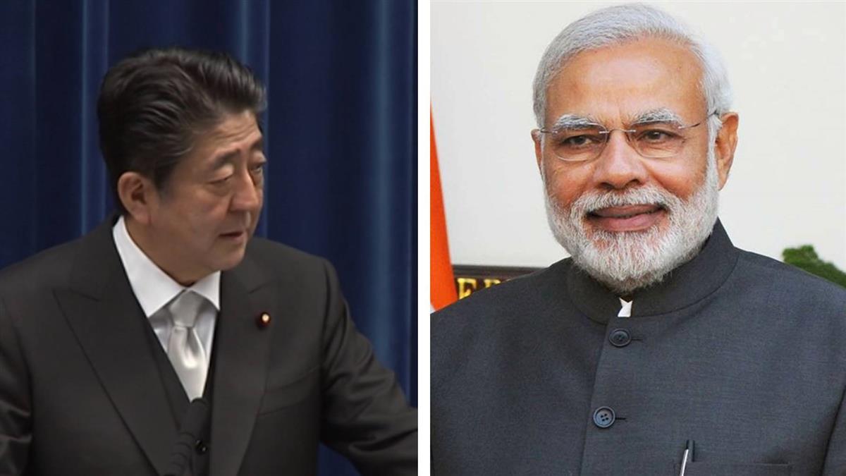 印度總理將訪日 合作對抗中國大陸