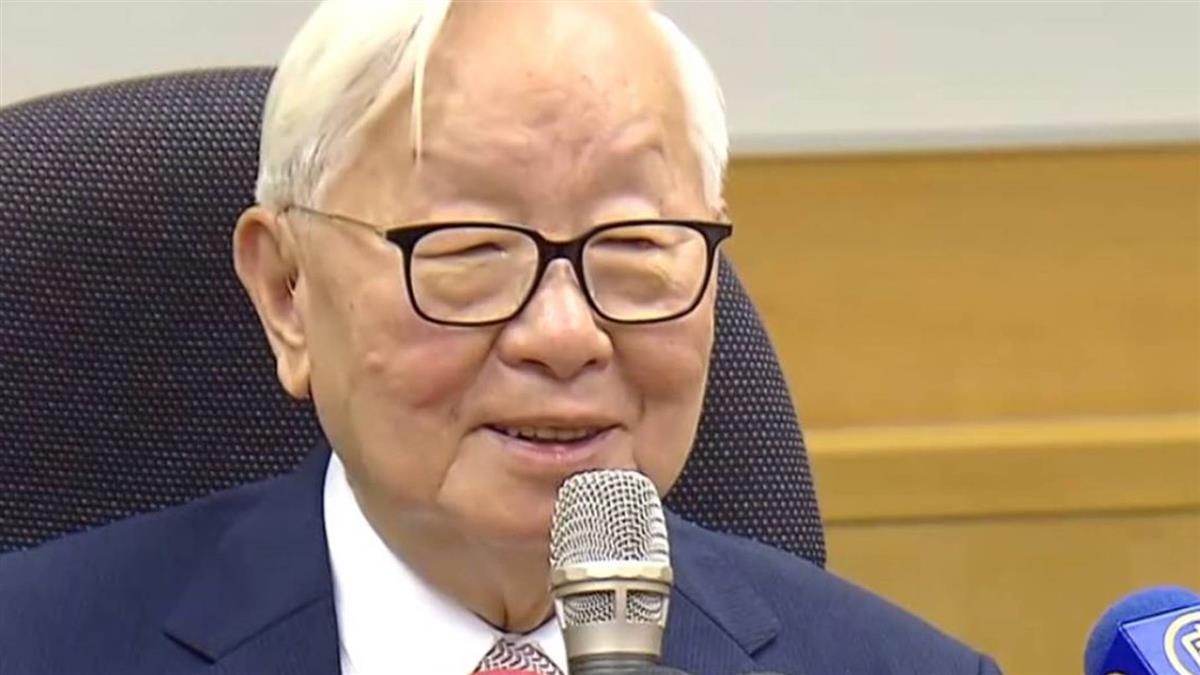 張忠謀:台灣半導體想保持領先 要靠未來的努力