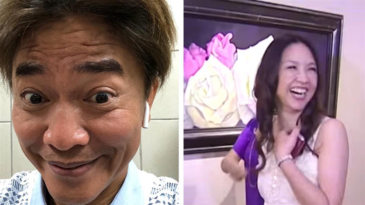 憲哥正宮睽違9年露面!遭爆分居中…4字神回應