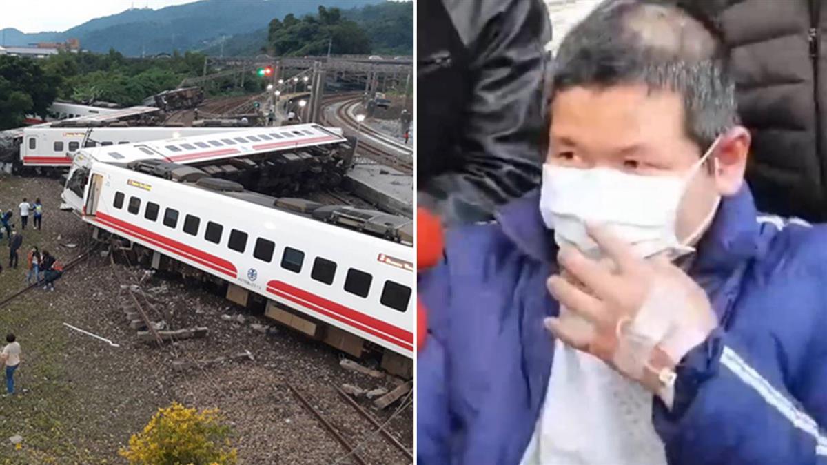 他是唯一道歉的人!6432普悠瑪乘客千字批台鐵:只想推個戰犯