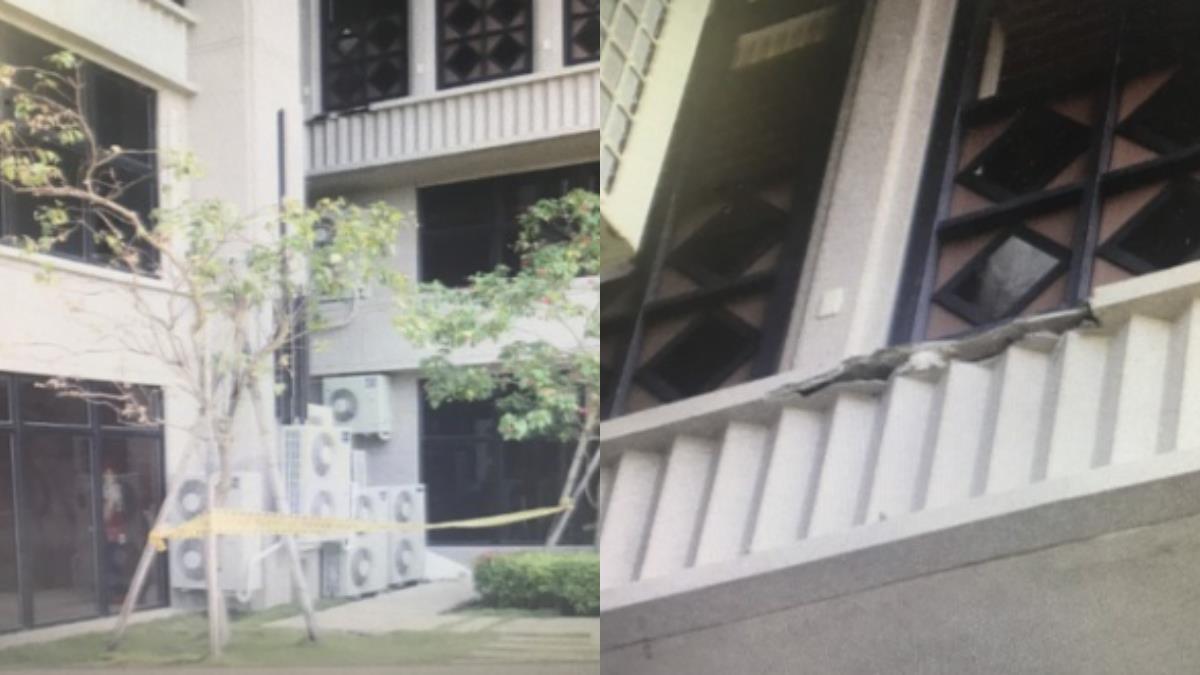 疑重心不穩!冷氣工人14樓跌落…當場死亡