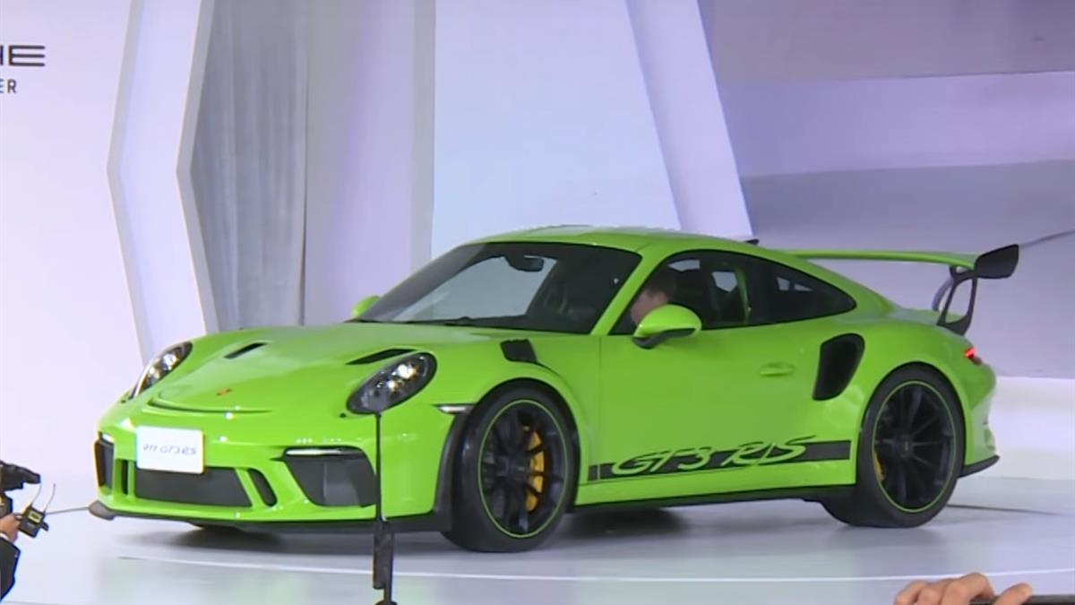 Porsche創立70週年 經典車款齊聚吸睛