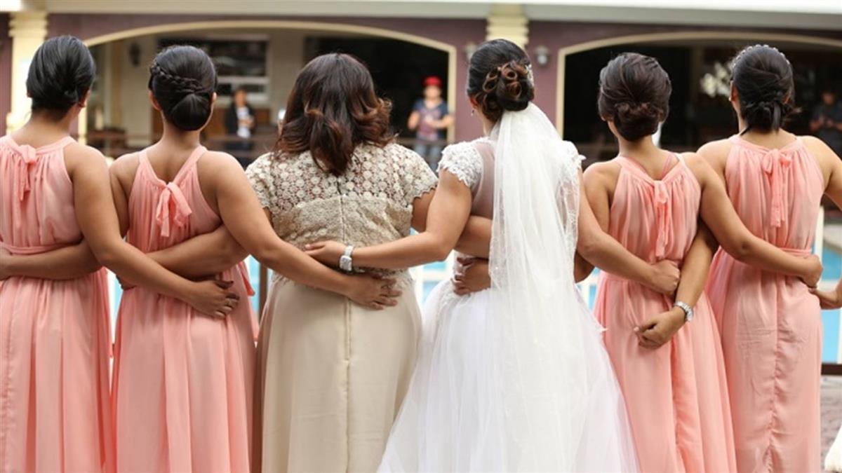 怕姊妹太美搶風采!準新娘「下3倍藥」害她們肥一圈
