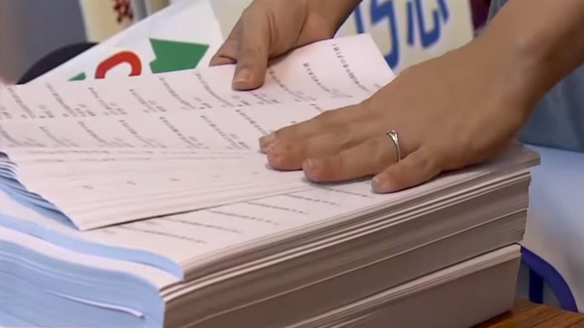 【獨家】真的窮!藍候選人索黨部名冊催票 按「名」收費
