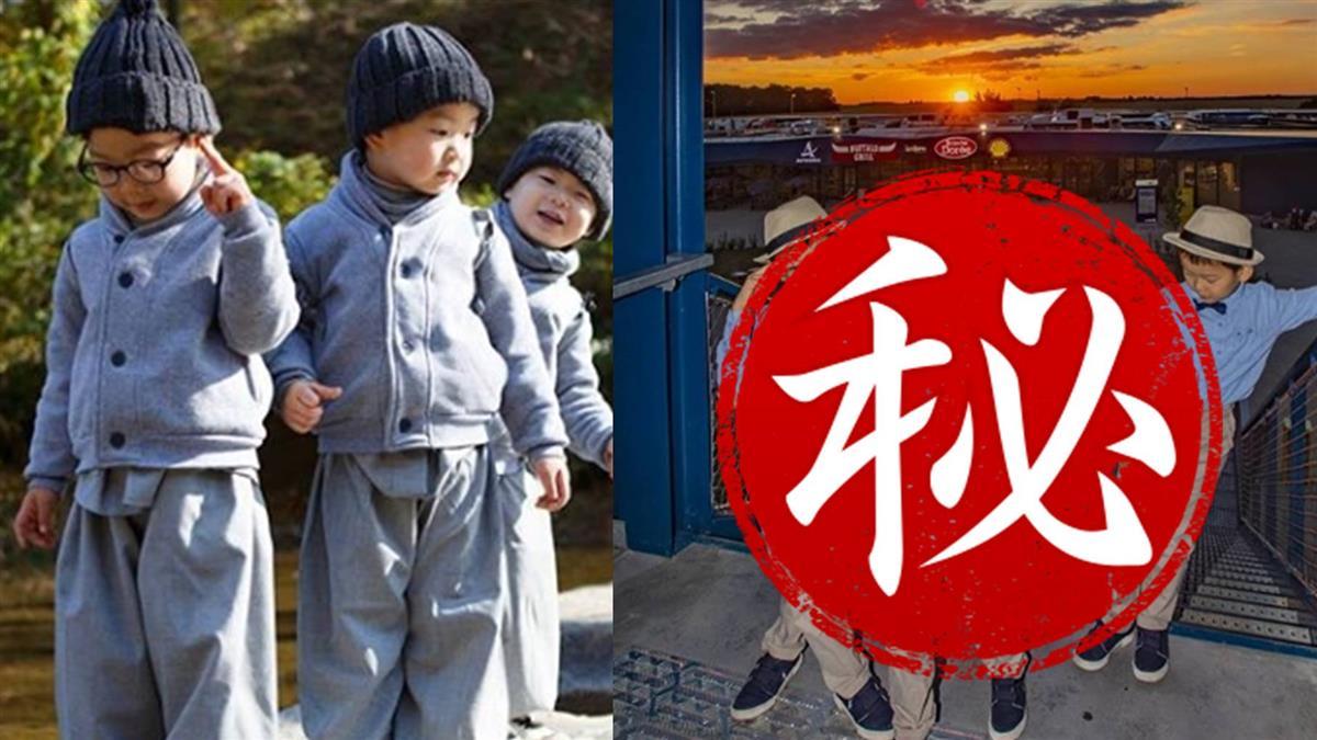 大韓民國萬歲「三胞胎」近況曝光!網驚:長腿小歐巴
