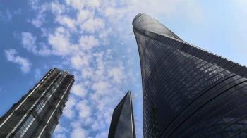 【兩岸e眼】世界第3高樓神秘空間曝光!「上海之巔」美景超驚豔