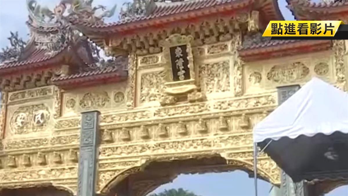 清晨爆排3小時!民眾瘋搶東港迎王祭「小王馬」