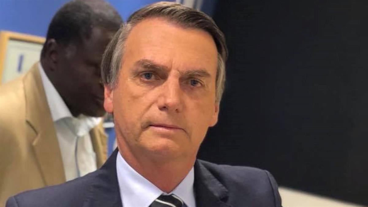 巴西總統當選人親台反陸 北京急拉攏