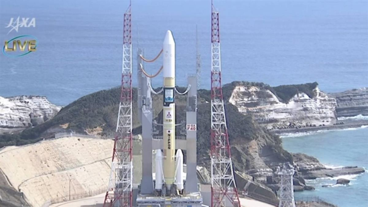 日成功發射人造衛星 可監測PM2.5濃度