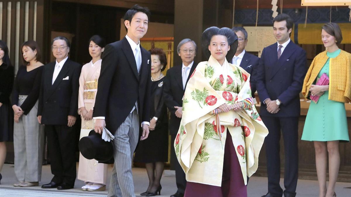日皇室絢子出嫁 將過平民生活感受日常