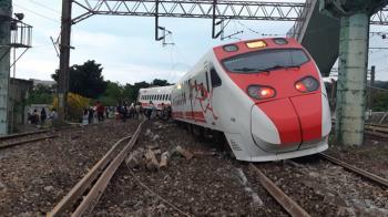 防列車出軌 運研所建議穿戴式科技高速攝影