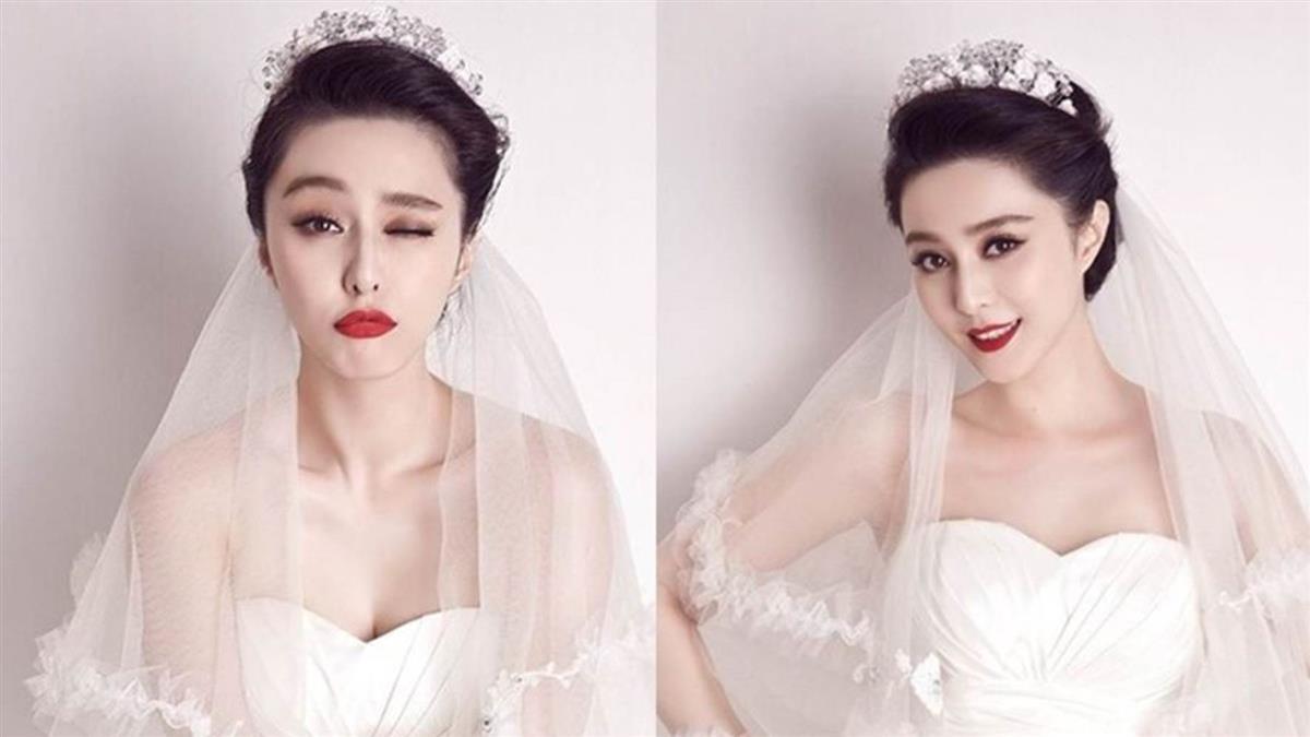 37歲范冰冰驚爆退出演藝圈! 終於與李晨報喜訊