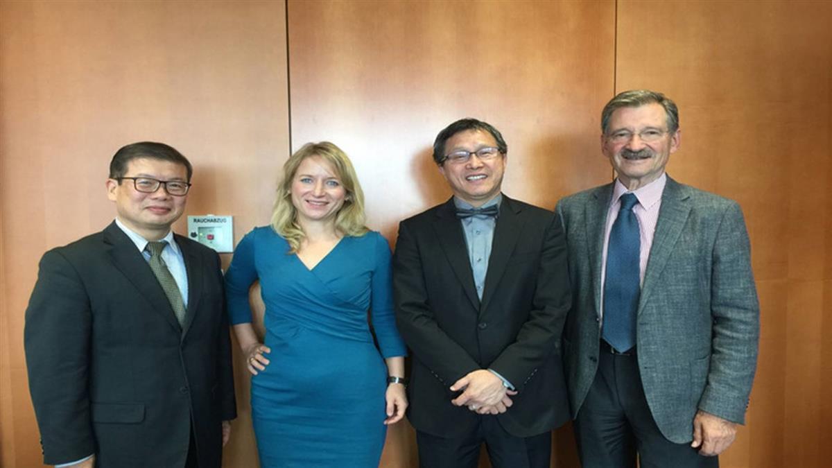 台灣參與氣候變化綱要公約大會 德國會議員支持