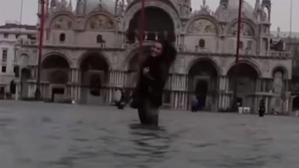 義暴雨釀災 威尼斯「淹156公分」十年新高