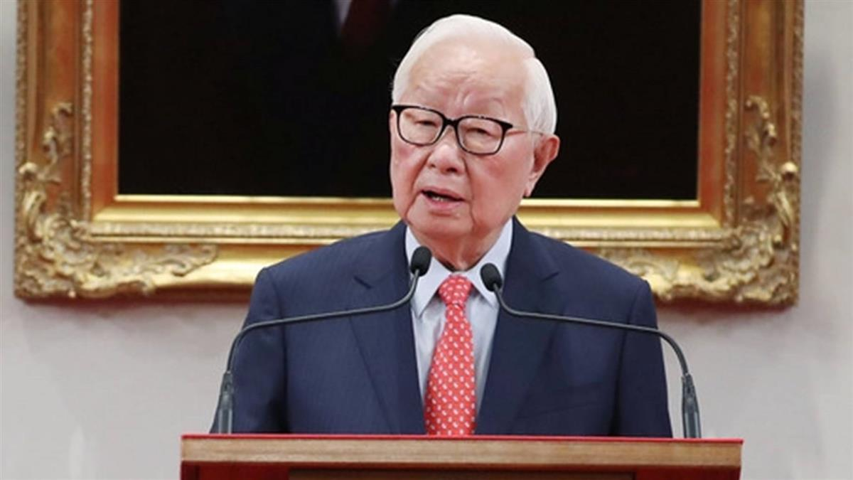 張忠謀任APEC領袖代表 酈英傑:激勵人心