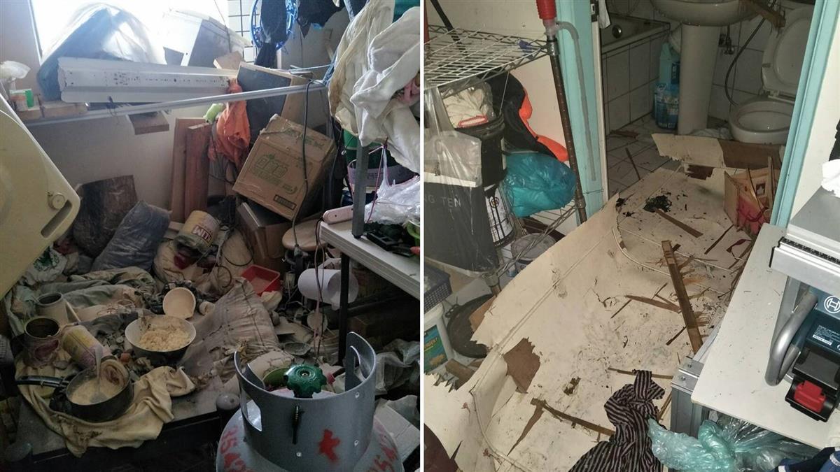 桃園7樓住宅驚傳爆炸!2男燒燙傷送醫搶救