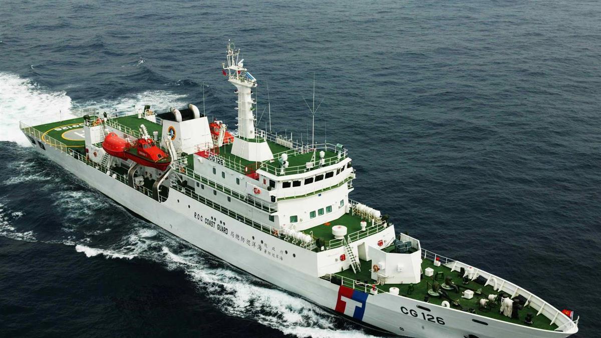 選前太平島演習 海巡署:例行訓練暫無延期規劃