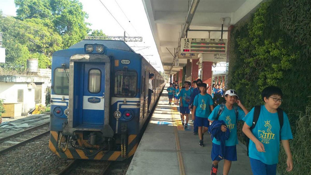 台中花博將登場 台鐵開加班車增停后里站
