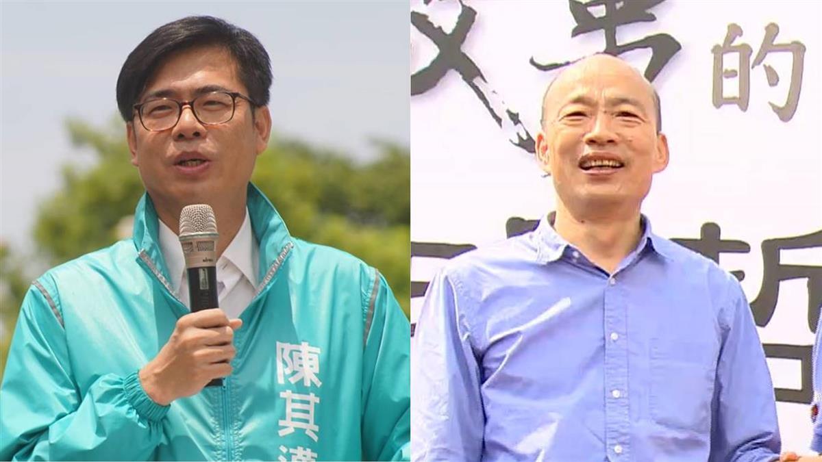 好奇韓國瑜政見如何兌現  陳其邁下戰帖邀辯論