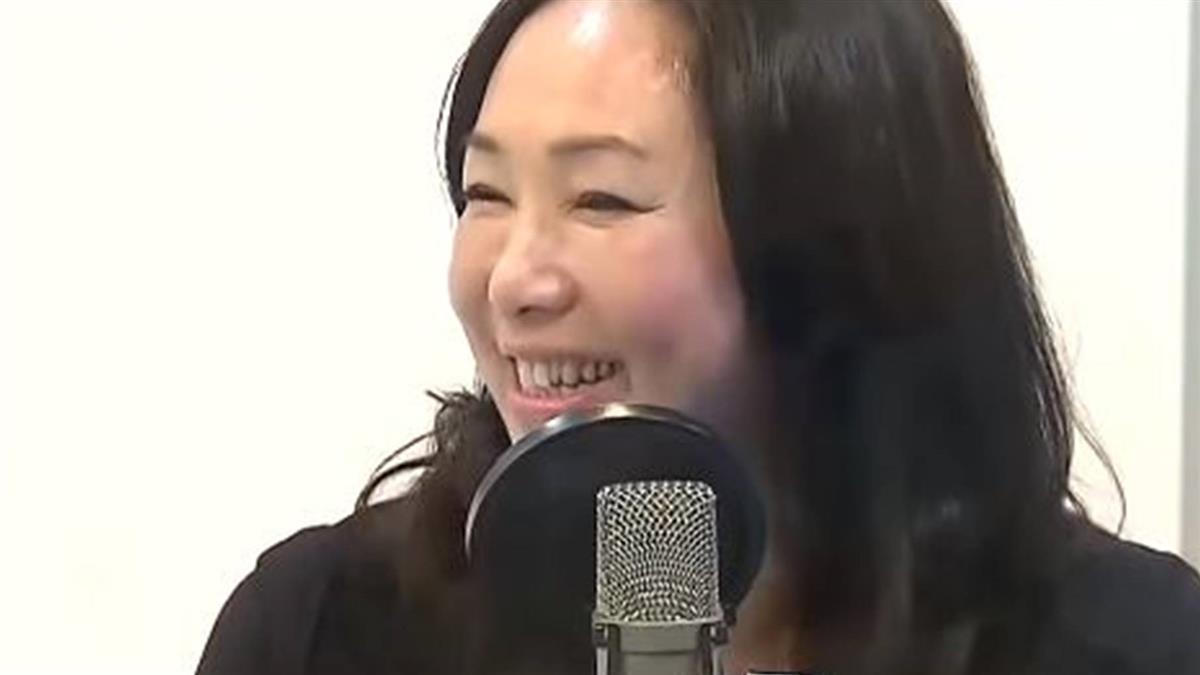 韓國瑜「唱軍歌」追求 李佳芬爆:丈夫非理想型