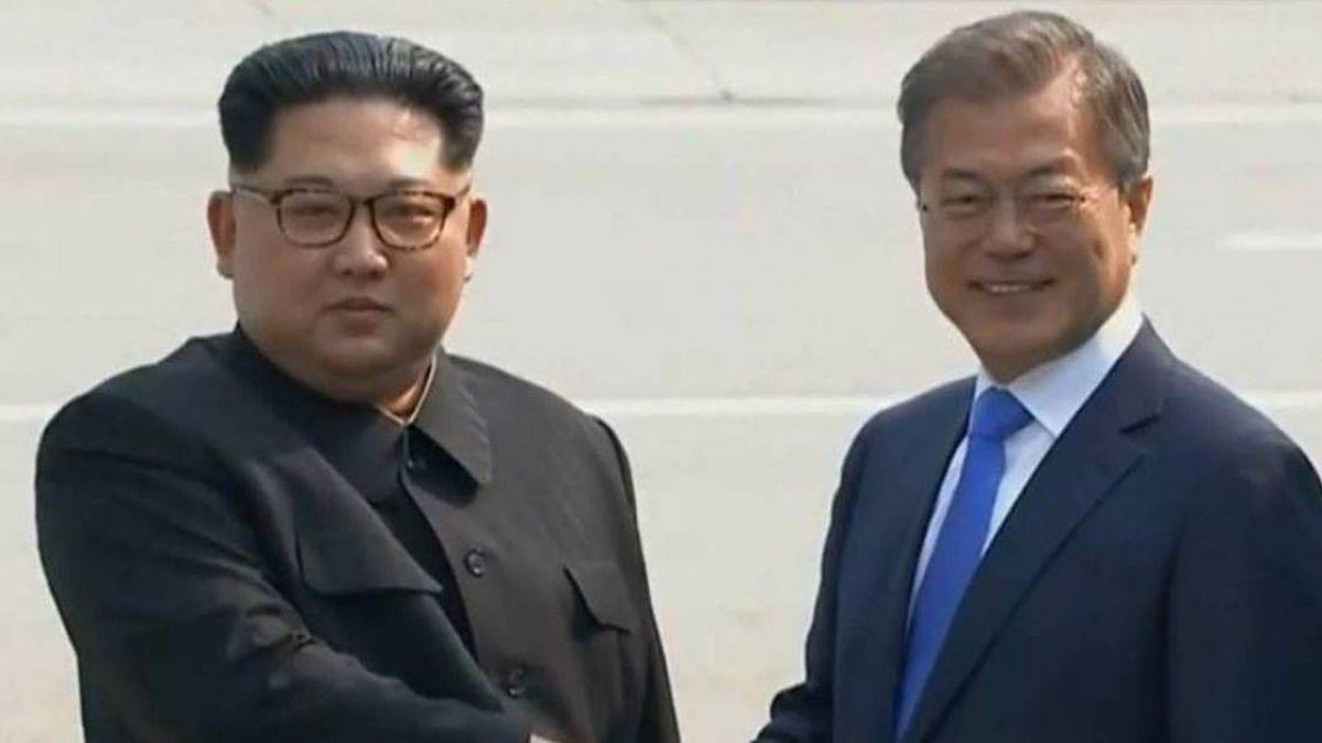 文在寅:金正恩不久後將訪首爾