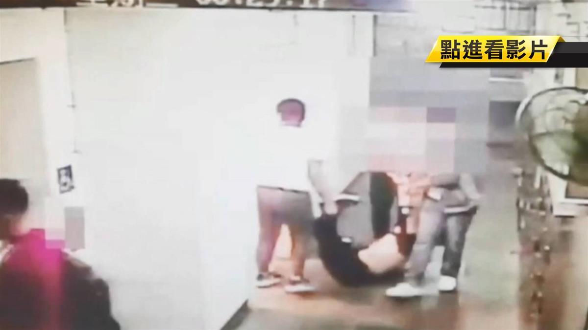 喬債糾紛毆男丟包醫院 3嫌落網1人在逃