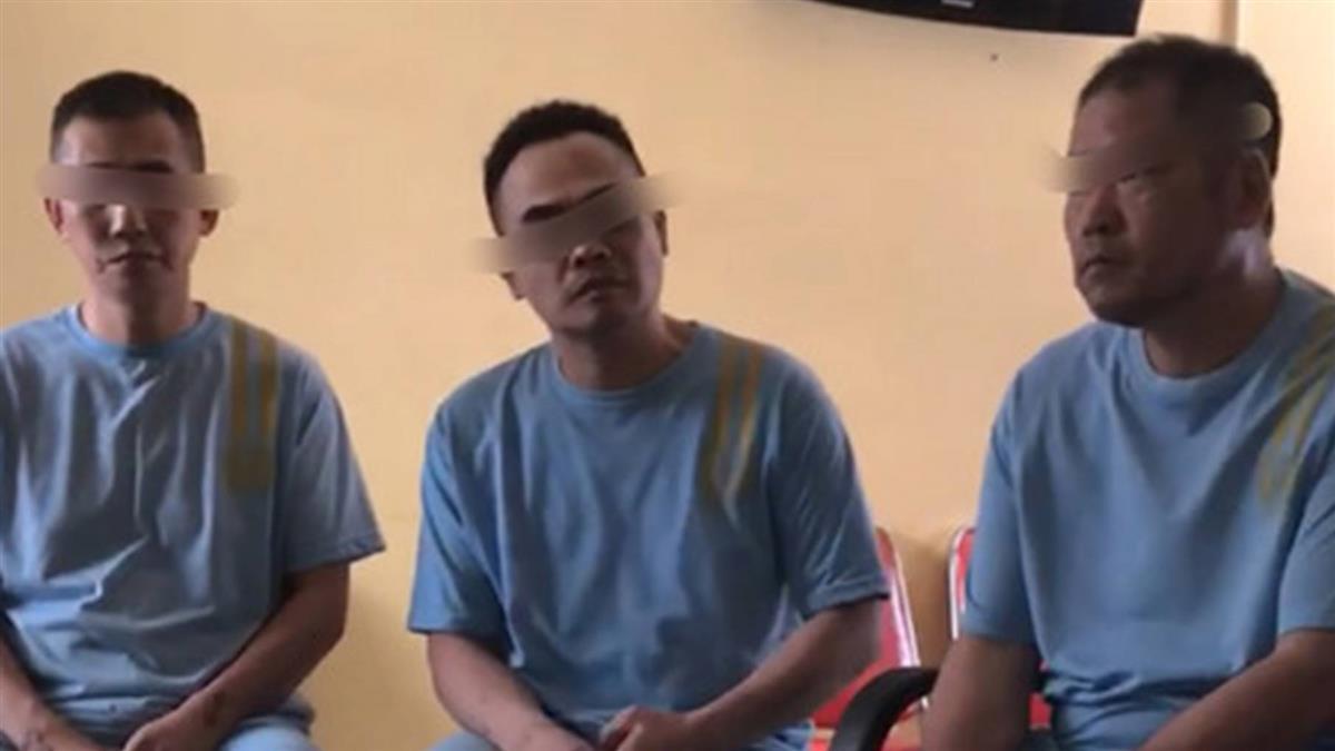 偷運「1.03噸冰毒」!4台嫌在印尼遭判死刑